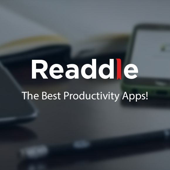 2014 - Readdle Productivity Apps  - 50% off until November 31st at 10 PM