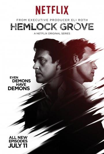 Хемлок Гроув (1-3 сезон) - смотреть онлайн