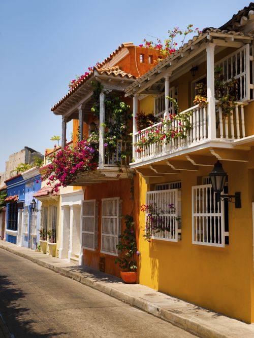 Cartagena - Colombia beautiful place for vacation.