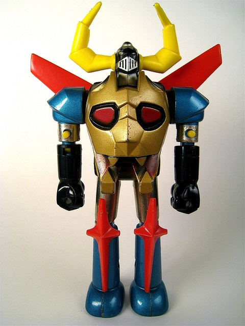 Shogun Warriors Gaiking - had a much smaller version of this and never knew what it was called