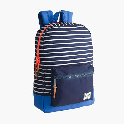 J.Crew - Kids' Herschel Supply Co.® for crewcuts Settlement backpack