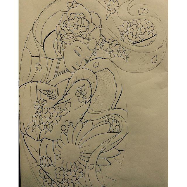 【tomobow13】さんのInstagramをピンしています。 《#天女#羽衣天女#tennyo#桜#cherrytree#fullsleevetattoo#fullsleeve#刺青#タトゥー#入れ墨#デザイン#芸術#和彫り#洋彫り#tattoo#tattooer#tattooartist#art#artwork#japanart#japan#japanesestyle#japanesetattoo#irezumi#千葉県#柏#針中毒#l4l#likeforlike》
