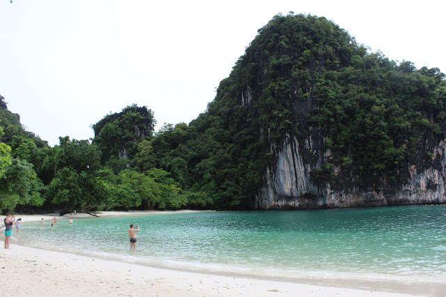 1º Día playas - Hong Island - Krabi (Tailandia)