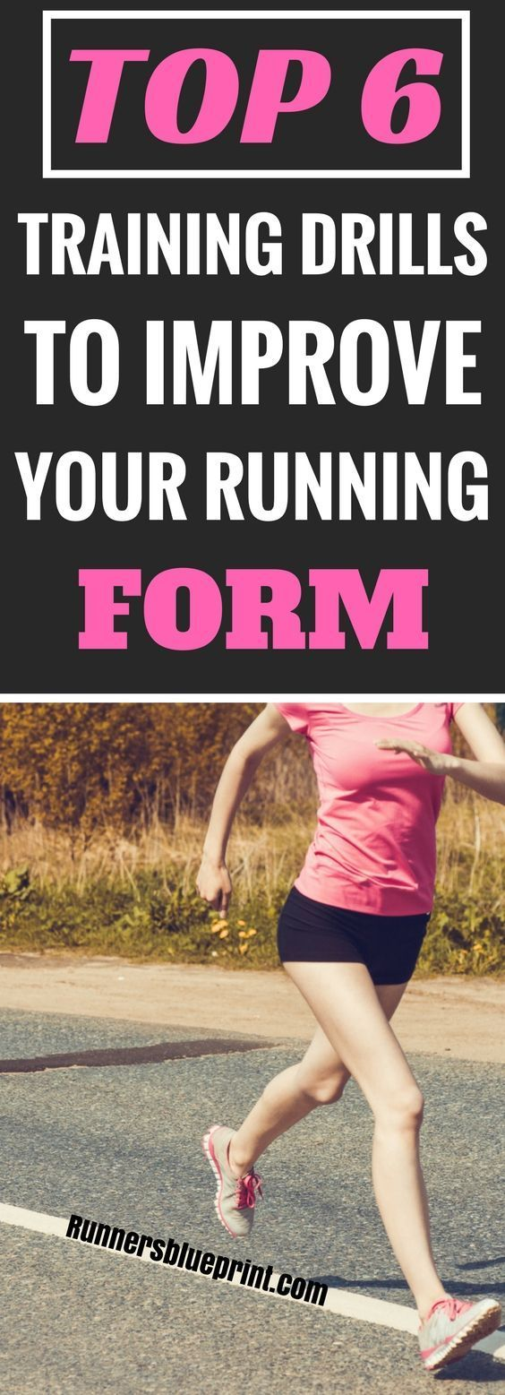 running form is neglected most of the time. That's a common mistake I see many runners make—especially recreational runners.  That's why today, dear runner, I'm sharing with you a list some of the best drills you can do to improve your running technique. http://www.runnersblueprint.com/the-6-best-training-drills-to-improve-your-running-form/  #Running #Form