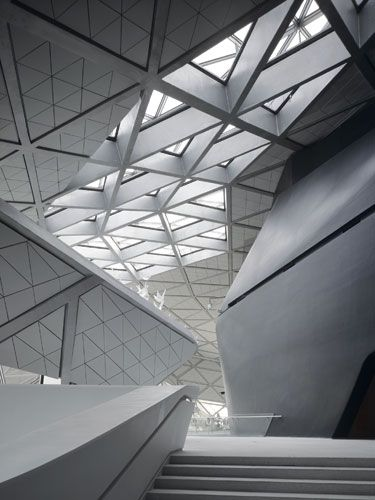 Guangzhou Opera House / Zaha Hadid