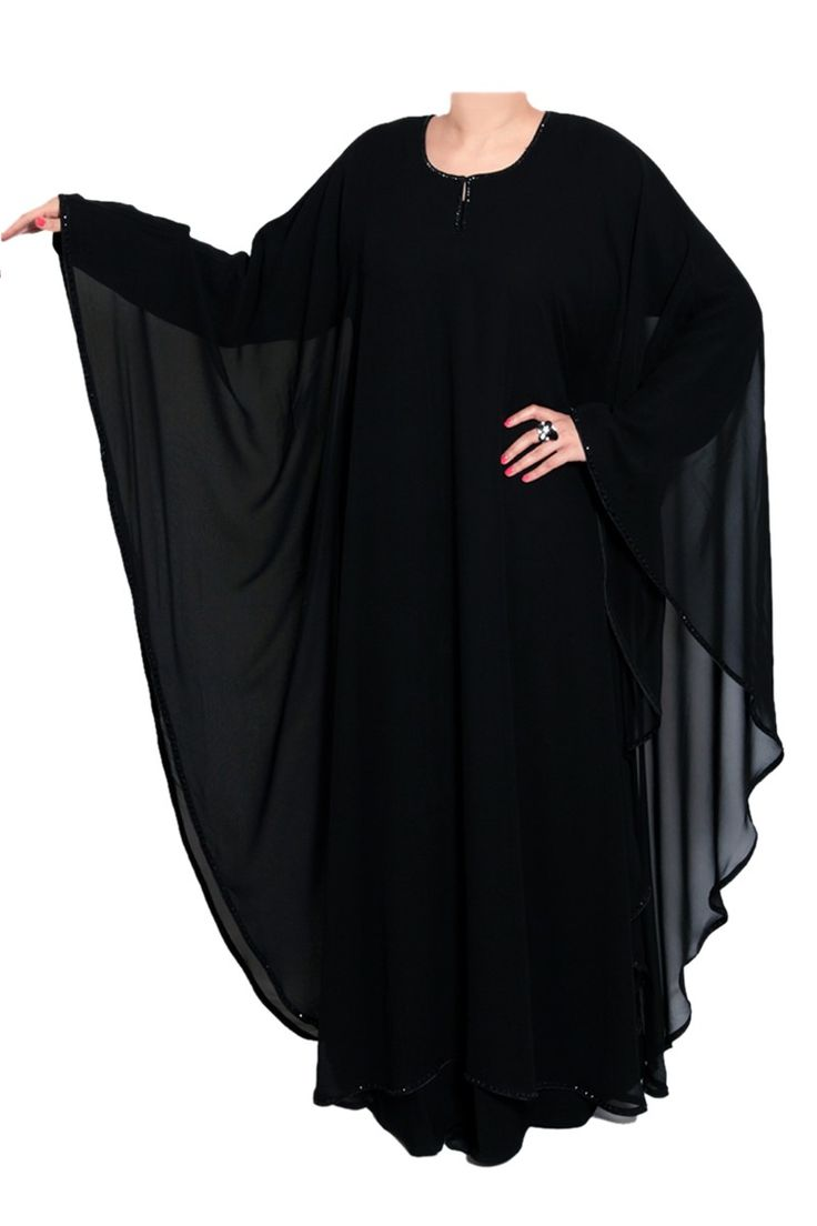 Black Abaya Fabric Manufacturer $1.50~$2.50