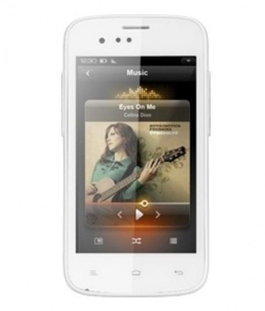 Gionee P2 (White) at Flat 20% Off from Snapdeal – Rs 4678 Only