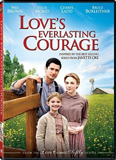 Wes Brown & Cheryl Ladd & Bradford May-Love's Everlasting Courage
