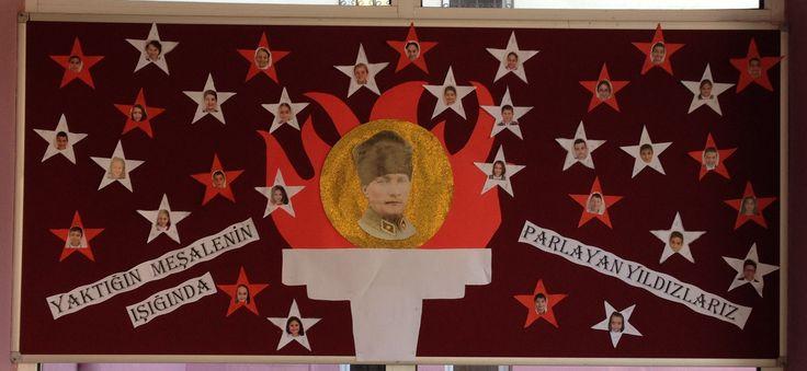 Atatürk'ün Parlayan Yıldızlarıyız
