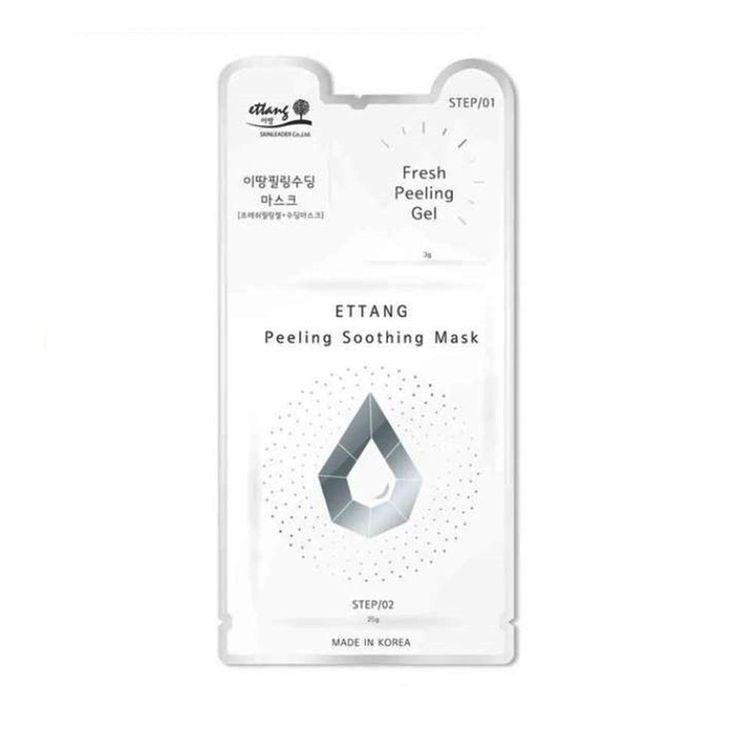 Ettang Peeling Soothing Facial Mask Sheet 25g  10ea , Korea Cosmetics #Ettang