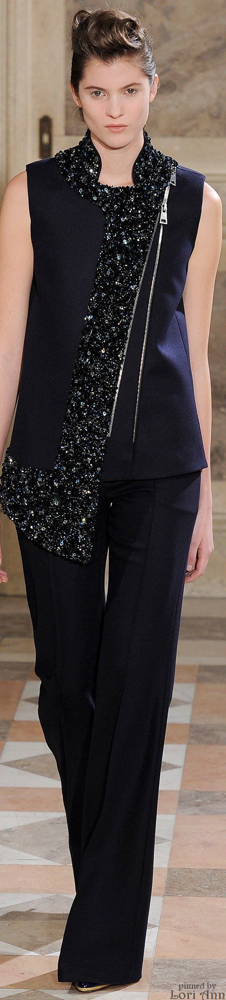 Bouchra Jarrar Couture Spring 2014