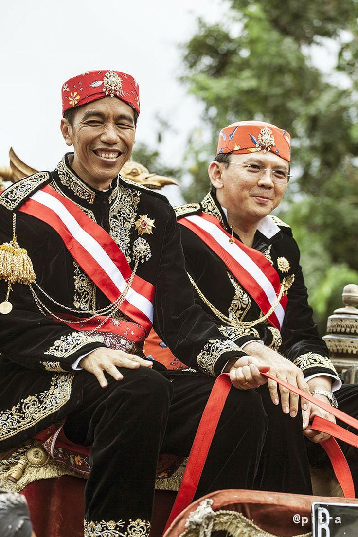 Jokowi & Ahok of Jakarta