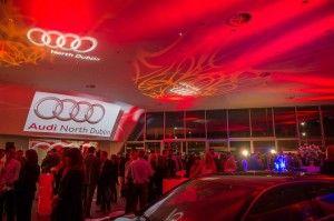 Audi North Dublin Terminal Launch 2012