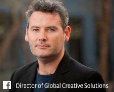 Facebook ramps up creative offering with rebranded Creative Shop, Mark D'Arcy, director of global creative solutions for Facebook