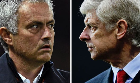 Jose Mourinho ramps up the war of words with Arsene Wenger: He gets more respect than me   via Arsenal FC - Latest news gossip and videos http://ift.tt/2g2fL5Y  Arsenal FC - Latest news gossip and videos IFTTT