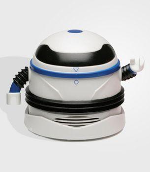 Mini Robot Vacuum $26