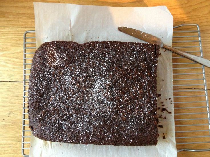 Black Sticky Gingerbread | desserts | Pinterest