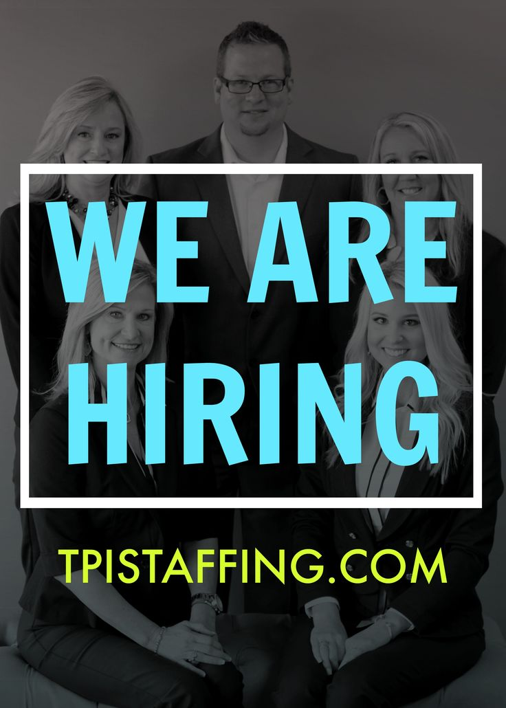 Looking for a job or new career in Texas? We are hiring