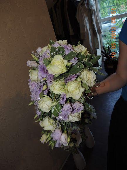Aprelle A+U violet Lisianthus