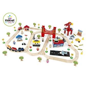 Kidkraft 120 Delige Mega Treinset: http://www.toysxl.nl/p/speelgoed/treinen-voertuigen/kidkraft/120-delige-mega-treinset
