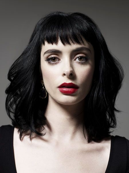 THE STYLISH UNDERGROUND: KRYSTEN RITTER
