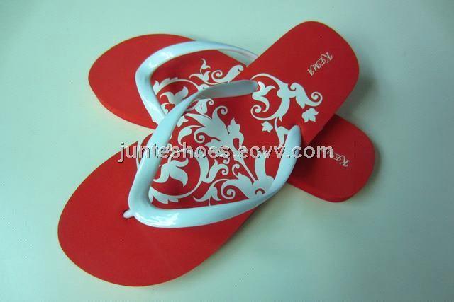 Women Eeva Beach Flip Flop (KC-5) - China flip flop, KEMA