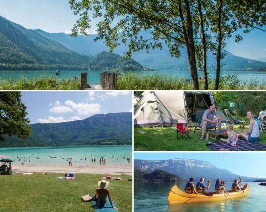 Schöne Campingplätze