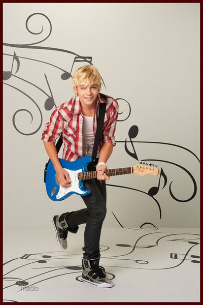 Ross Lynch Austin and Ally promo
