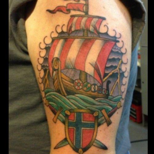 7 best tattoo inspiration images on pinterest tatoos for Norwegian flower tattoo