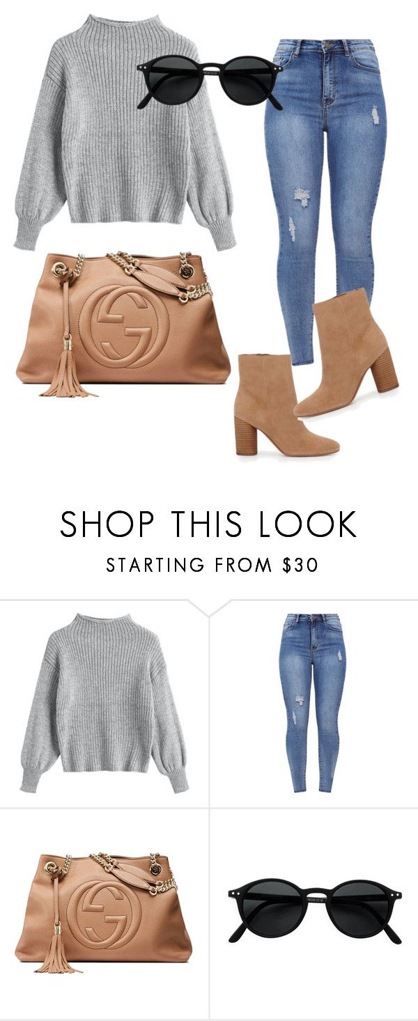 """""""."""" by valeria-arcos on Polyvore featuring Gucci"""