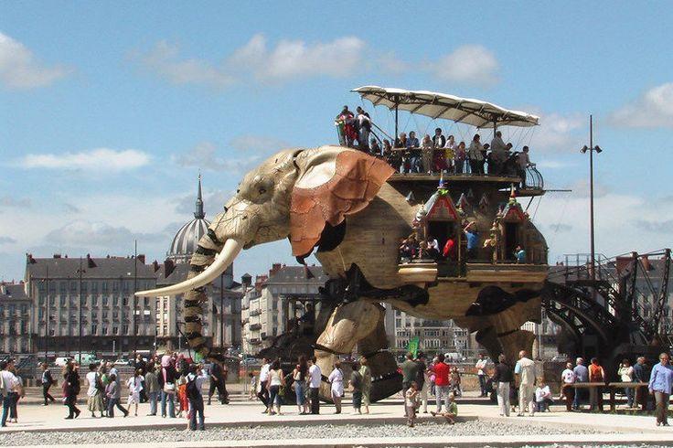 Evenement le Voyage Nantes