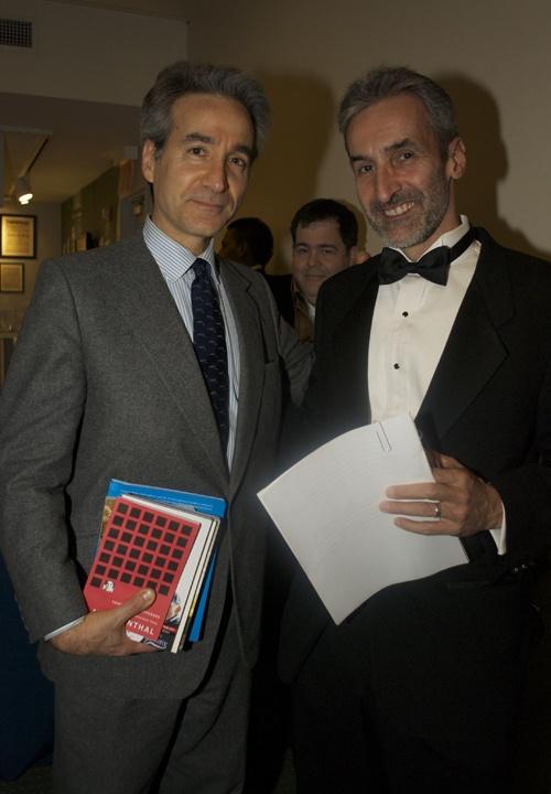 Andrew Blauner and Sam Friedman