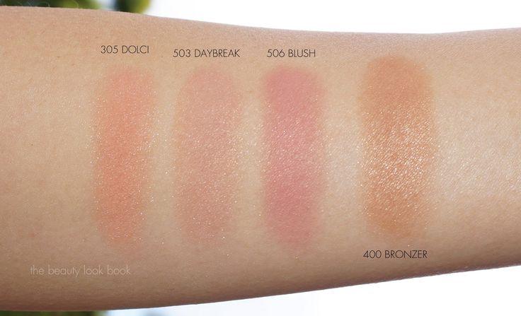 Giorgio Armani Cheek Fabric Blush and Sun Fabric Bronzer | The Beauty Lookbook