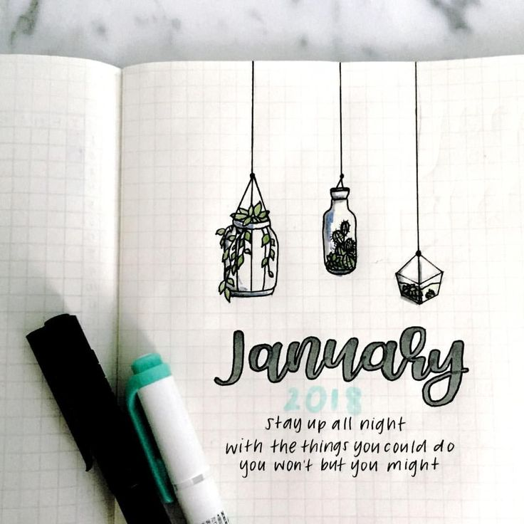 """1,384 Likes, 42 Comments - kath (@vivetstudy) on Instagram: """"[1.04.18] the second part of my bullet journal setup that i'll be sharing with you today is my…"""""""