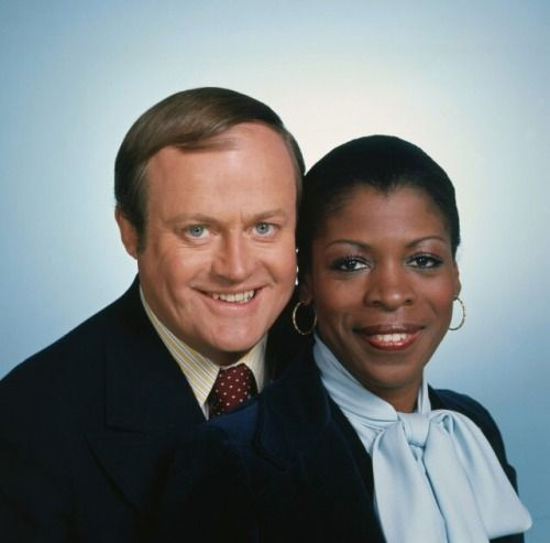 Living in a Retro World.  The Jeffersons, starring Roxie Roker and Franklin Cover as Helen and Tom Willis.