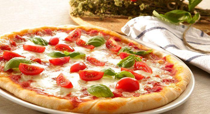 Fazer pizza congelada para vender