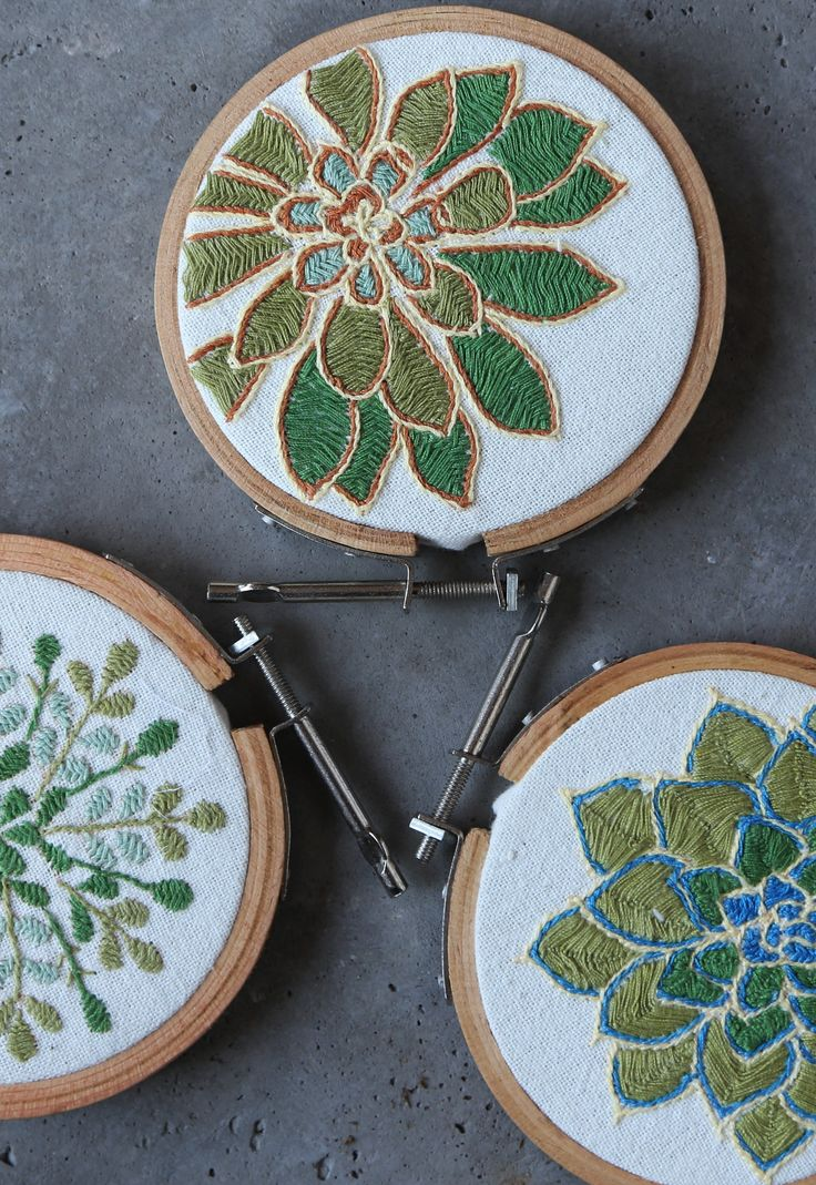 fair trade home decor. Handmade  embroidered Fair trade succulent wall art 348 best FAIR TRADE Home Decor images on Pinterest