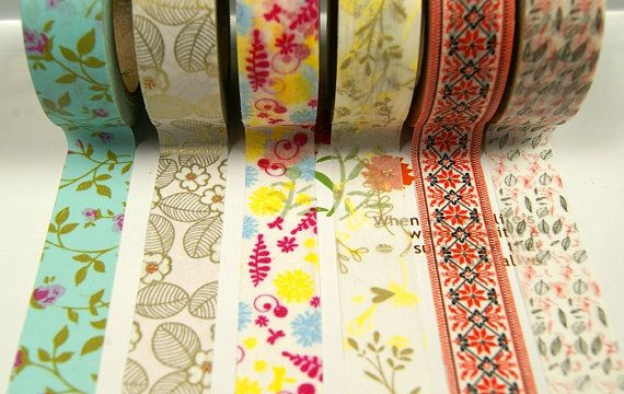 Hot Trends from Paper Scrapbooking: Washi Tape + WIN | Sahlin Studio | Digital Scrapbooking Designs