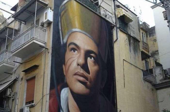 Τι γυρεύει ο Τσίπρας σε τοιχογραφία στη Νάπολη;