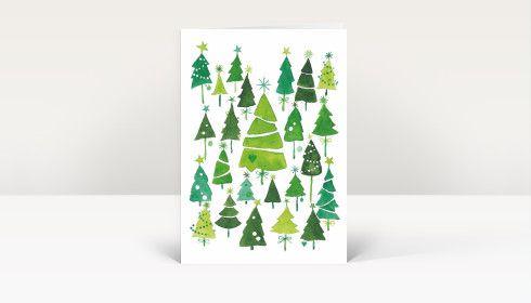 25 besten weihnachtskarten bilder auf pinterest. Black Bedroom Furniture Sets. Home Design Ideas