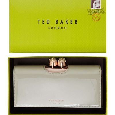 SHIRLY長財布ライトグレーが人気のテッドベーカーのオンライン通販店です♪テッドベーカー財布など取扱数に自信あり!おしゃれ大好きな女性店主がおもてなしします。TED BAKERのバッグやワンピースもお取り寄せしますのでご相談ください♪安心の交換返品保証