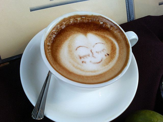 Happy Cappuccino - good morning