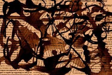 "Saatchi Art Artist ACQUA LUNA; Painting, ""33-Arte ABSTRACTO."" #art"