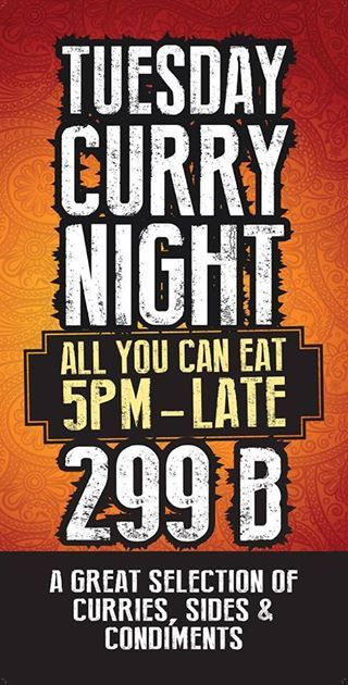 "On Tuesday, Robin's Nest are offering their fantastic ""all you can eat curry promotion"" including a free beer / soft drink. Why not get down to soi Diana Inn and take advantage of this great offer? https://www.facebook.com/thepattayaguidemagazine/posts/1536052813104310"