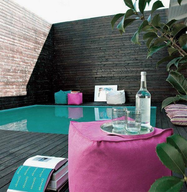 70 best Jardin images on Pinterest Outdoor spaces, House porch and - store bois tisse exterieur