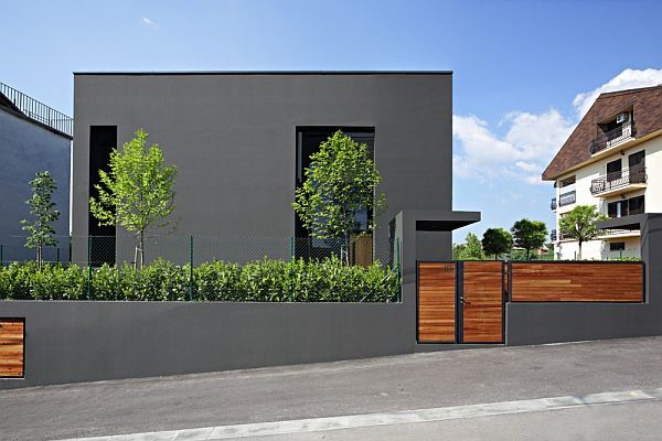 black house facades - Google Search