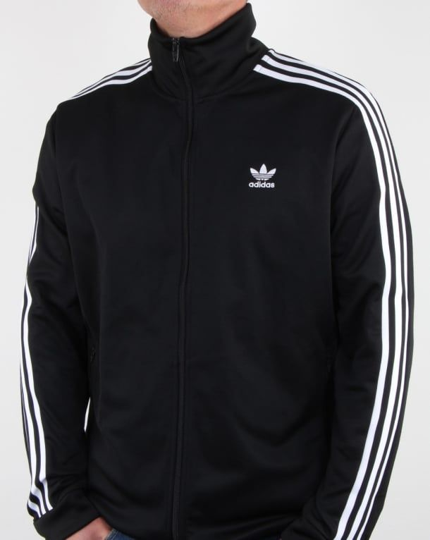 Adidas Originals Beckenbauer Track Top Black | Adidas