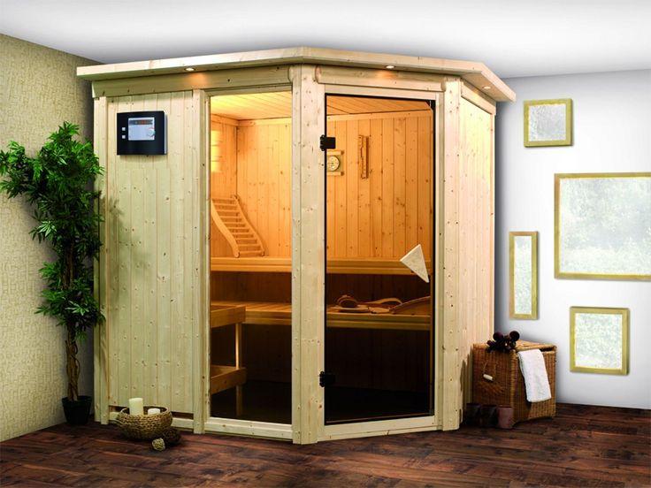Sauna Traditionnel FIONA 2 68 mm 196 x 170 x 198cm KARIBU Bénéficiez de -9% sur lekingstore.com 1800€ au lieu de 1969€. Contactez nous au 01.43.75.15.90