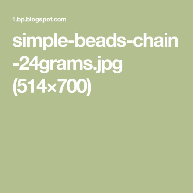 simple-beads-chain-24grams.jpg (514×700)
