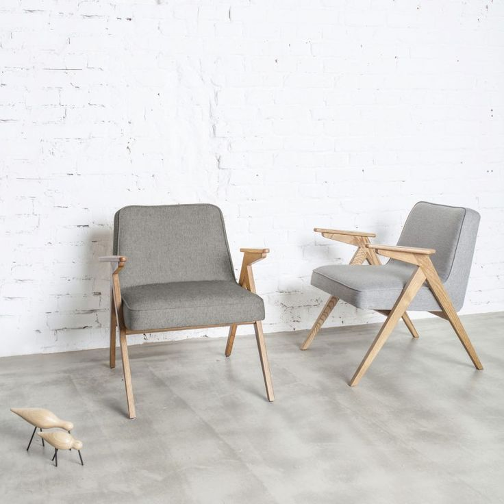 New brand 366 Concept is rereleasing Polish-designed chairs that were once a common sight in the living rooms of the formerly Soviet Bloc country.